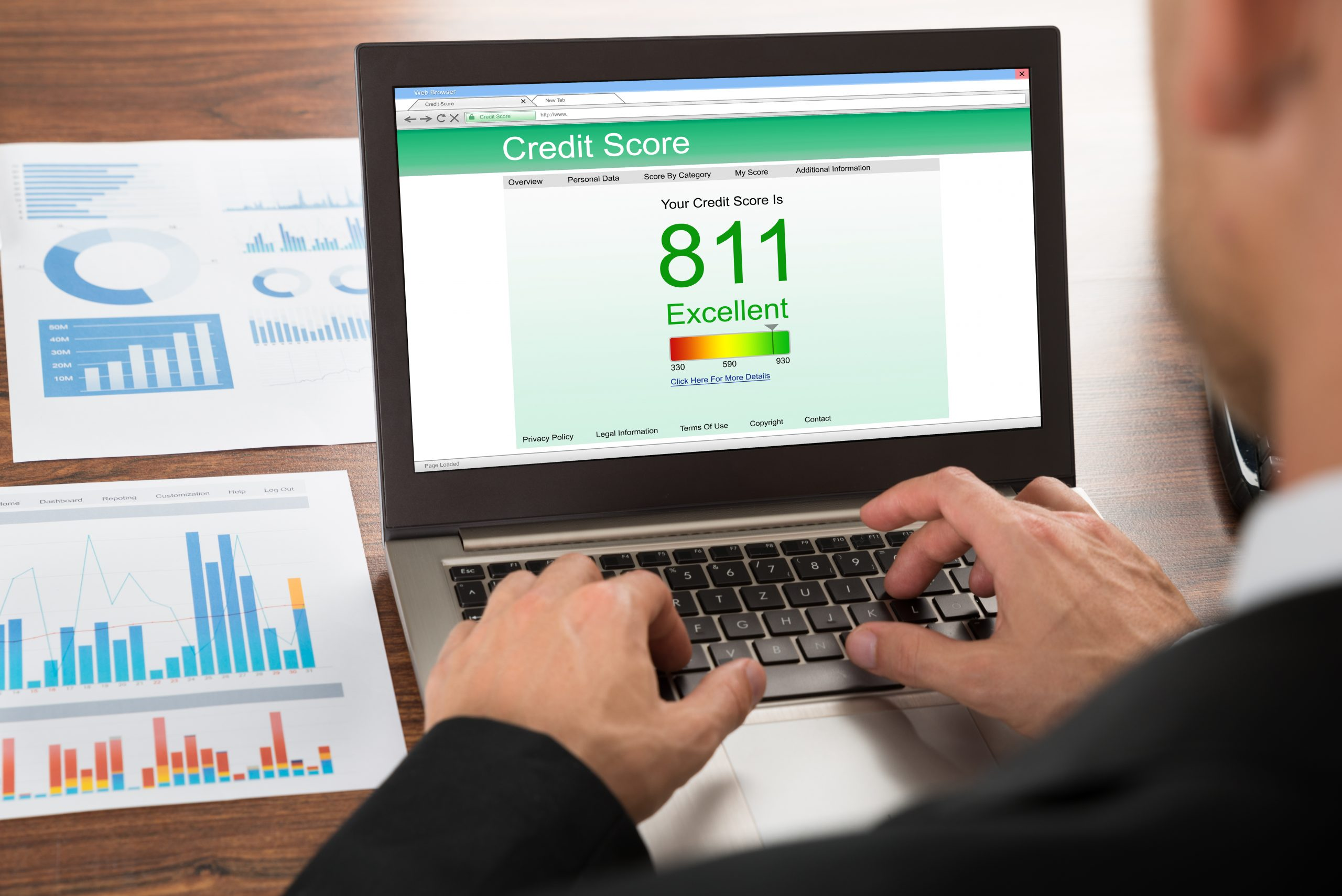 what credit score for mortgage needed