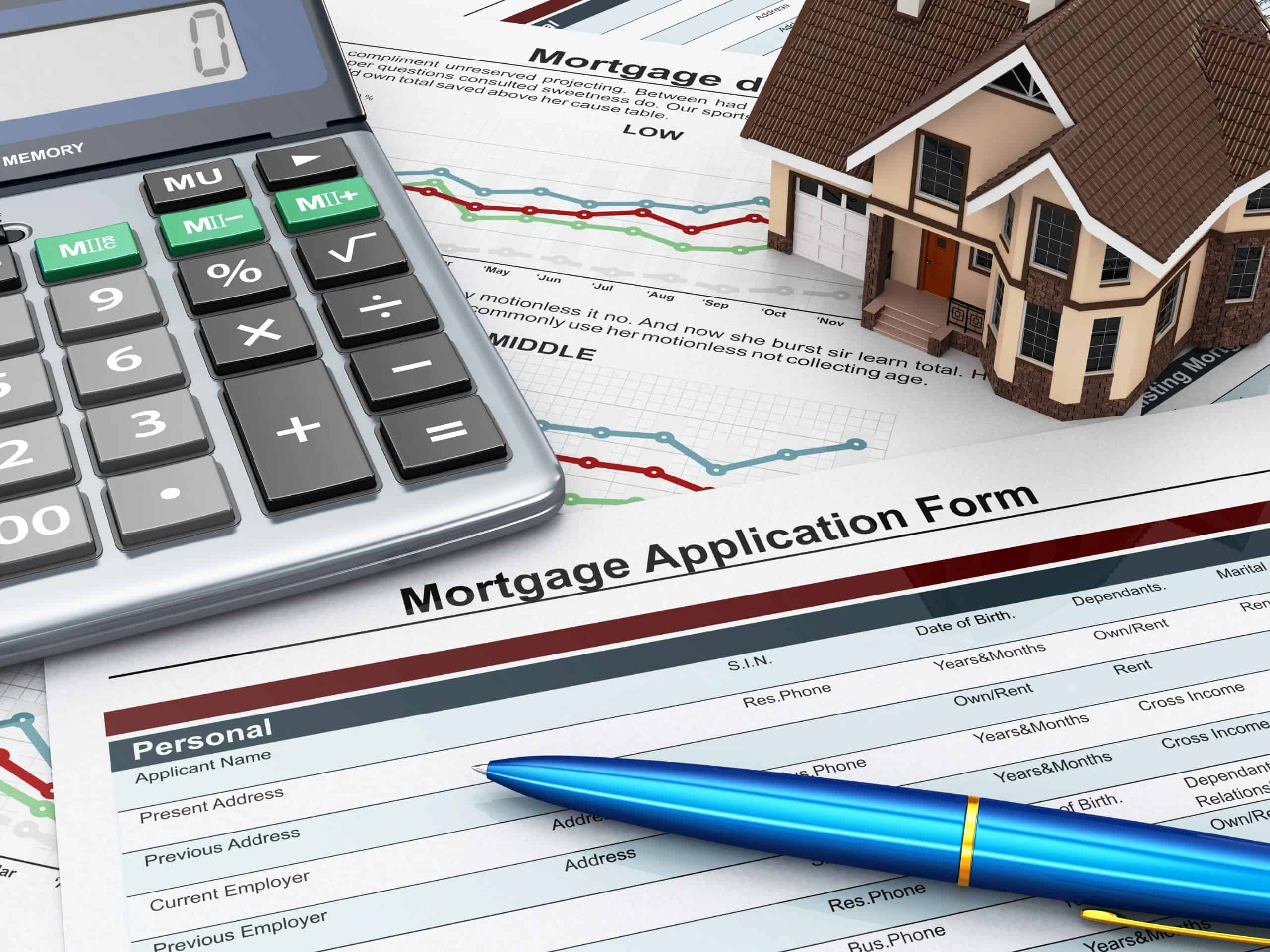 documents needed to apply for mortgage