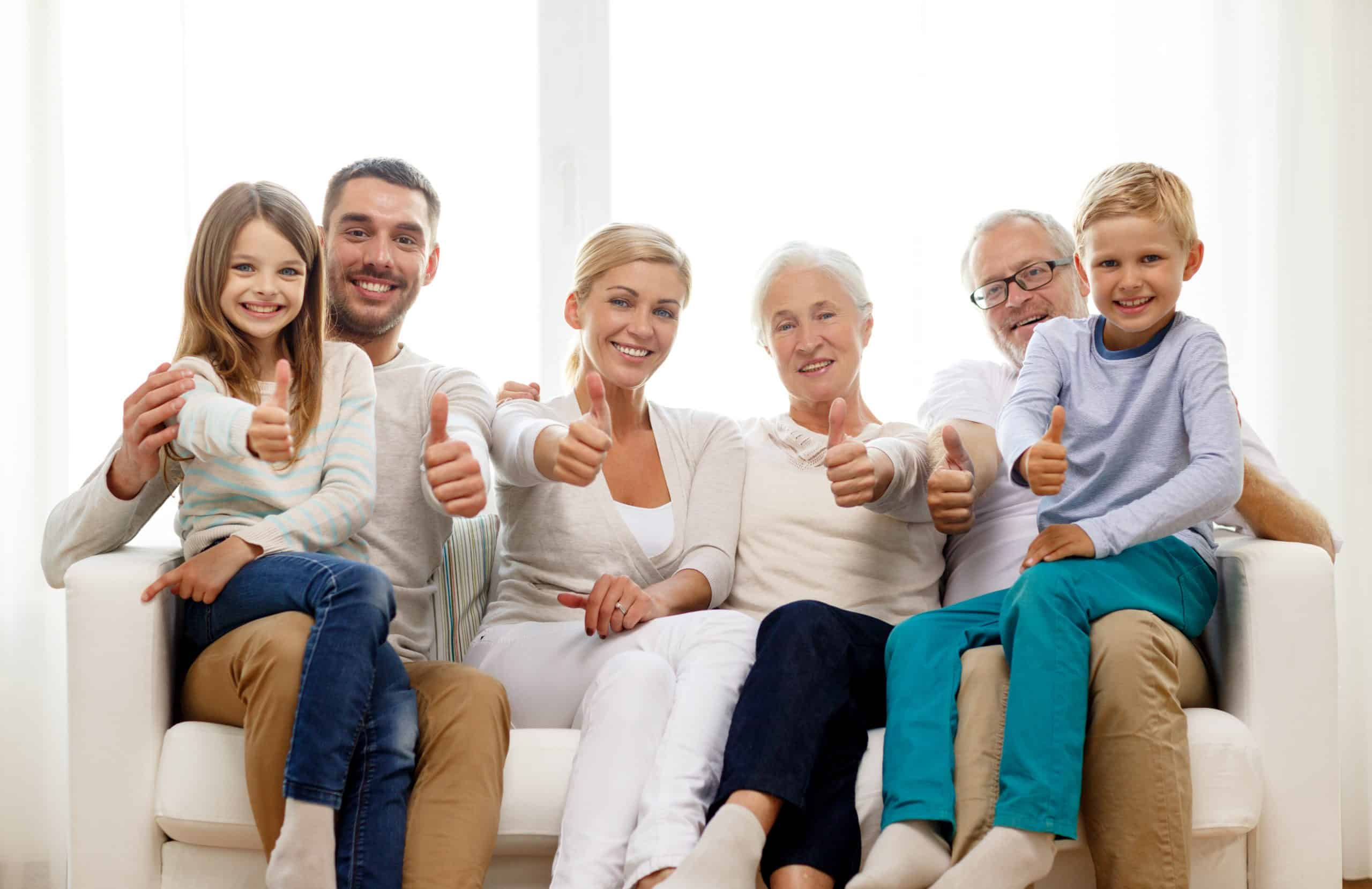 family help to buy a property