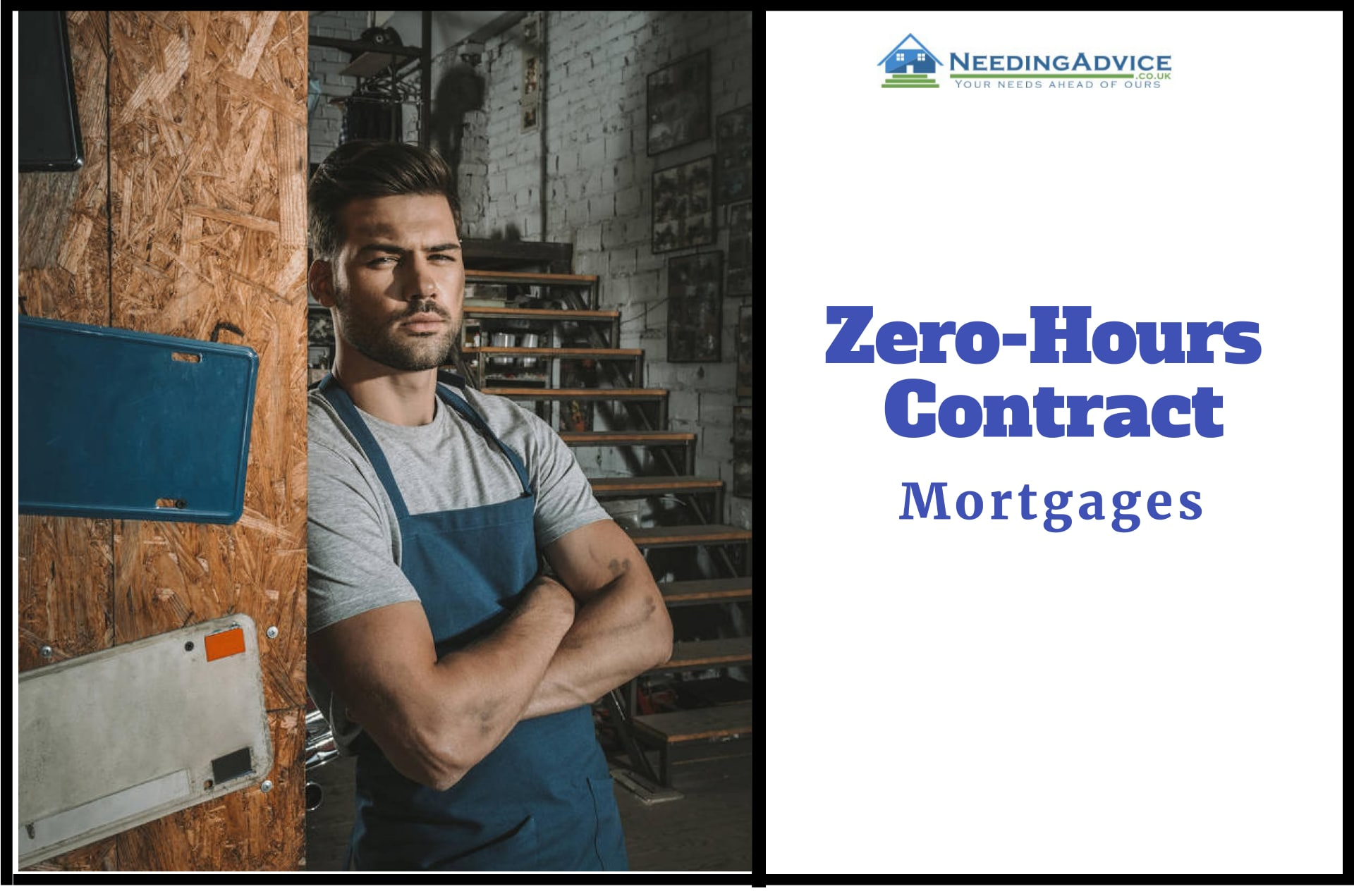 Zero Hour Contract Mortgages