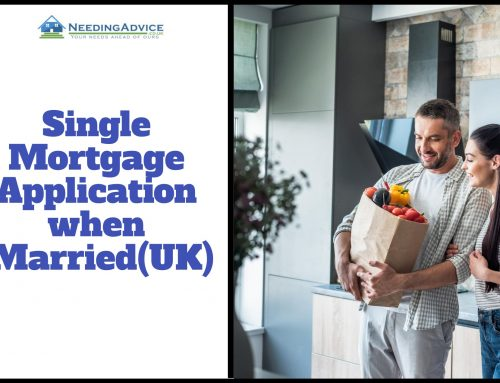 Single Mortgage Application when Married(UK)