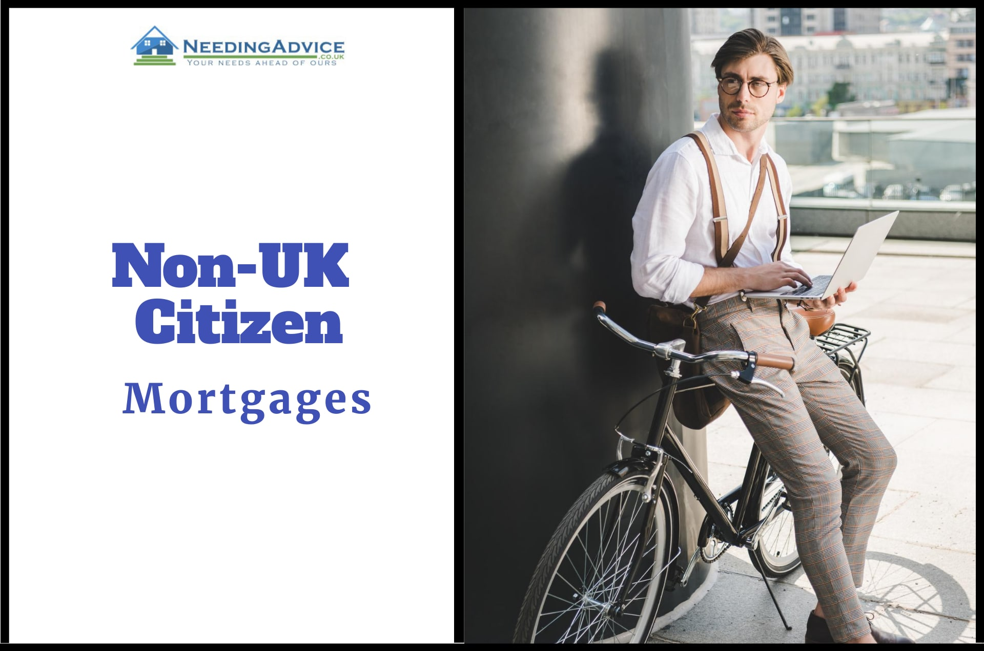Mortgage for non UK citizens